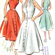 Sundress Patterns Simple Shop Sundress Sewing Patterns On Wanelo