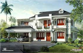 new style kerala luxury home exterior kerala home design and floor plans new home plans