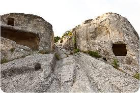 Пещерный город Эски-<b>Кермен</b>: frantsouzov — LiveJournal