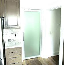 interior frosted glass door. Fine Door Half Lite Interior Door Modern Glass Doors Frosted V Grooved  3 9 Intended Interior Frosted Glass Door S