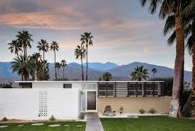 Inside Never Before Seen Desert Modern Architecture in Palm Springs,  California