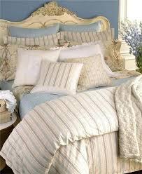 light blue duvet cover twin xl ralph lauren villandry cream w blue beige stripe 12p king
