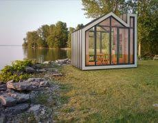 Small Picture Prefab Modern Cabin Nice Home Zone