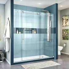 shower door replacement cost of installing a mesmerizing how much to install frameless estimator replace