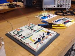 project scoreboard an experiment in tech ed the scoreboard a combination of the counter circuit and the display circuit