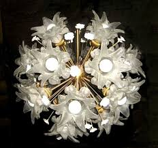 n glass chandelierallen roth bristow 24 02 in 4 light specialty bronze rustic