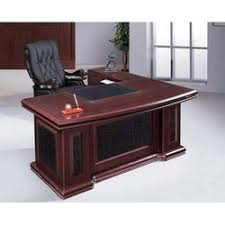 office table desk. Executive Wooden Office Table, Wood Tables - Triveni Furniture, Indore | ID: 14539454997 Table Desk
