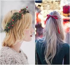 Nejkrásnější Vánoční účesy Takhle U Stromečku Zazáříte Pro ženy