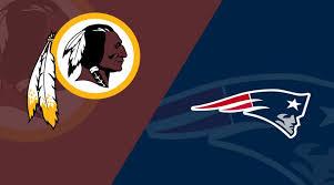 Patriots Chart New England Patriots At Washington Redskins Matchup Preview