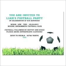 Soccer Party Invitations Soccer Themed Invitations Soccer Birthday Invitations Templates