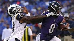 Ravens Depth Chart 2018 Ravens Preview How Will Lamar Jackson Fit Into Baltimore