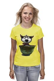 <b>Футболка классическая Printio Dog</b> of war #1382747