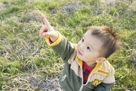 「赤ちゃん 指差し  フリー素材」の画像検索結果