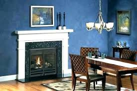 converting wood fireplace to gas cost