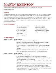 Cv About Me Examples Meltemplates