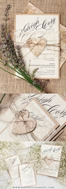 best 25 rustic wedding invitations ideas only on pinterest Diy Country Wedding Invitations romantic rustic wedding invitation lace & birch bark heart @4lovepolkadots diy country wedding invitations templates