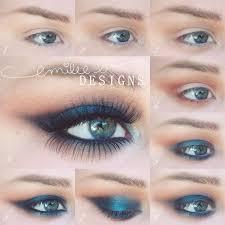 emerald smokey eye makeup look bmodish