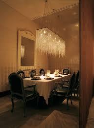 incredible rectangular crystal chandelier dining room 17 best ideas about rectangular chandelier on dining