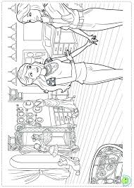 Barbie Free Coloring Pages Barbie Coloring Pages That You Can Print