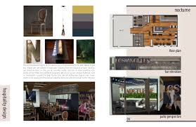 Interior Design Drawing Fascinating R Wall Interior Design Portfolio 48 48 48