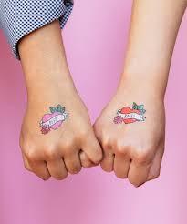 Custom Tattoos Tattly Tattly Temporary Tattoos