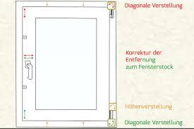 Fenster Einstellen Anleitung Tipps At Diybookat