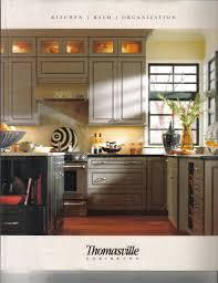Kitchen Cabinets Thomasville Dream Kitchen From Home Depot 2009 Dream Book
