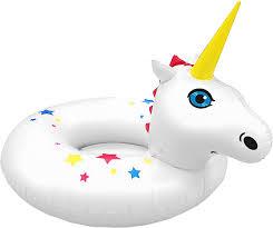 """<b>Круг надувной BigMouth</b> """"Unicorn"""", 36 х 122 х 119 см"""