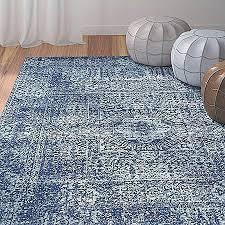 navy blue rug rugs for home decor ideas elegant navy blue area rug