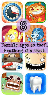8 Apps To Make Tooth Brushing A Treat In Your House