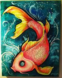 koi fish by gracyg89