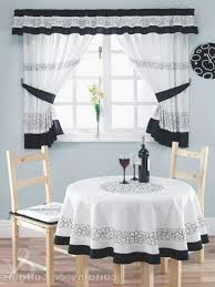 black and white kitchen curtains beautiful red and black curtains curtians valances