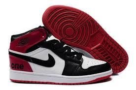 jordan shoes retro. air jordan 1 retro shoes 60 black white red collection men