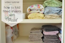 fold fitted sheet video how to fold bed sheets including the fitted sheet the