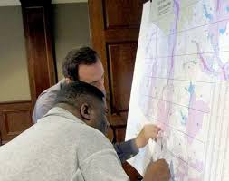 County, city mappers show was GIS can do - Coastal Courier