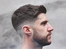 Coupe De Cheveux Homme Degrade Americain Modele Coiffure 2019