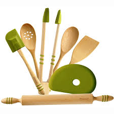 modern kitchen utensils  home