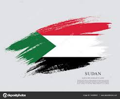 Sudan Design Sudan Flag Icon Stock Vector Igor_vkv 144285831