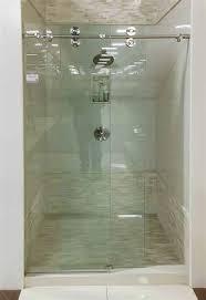 shower doors barn style breathtaking modern frameless sliding glass door decorating ideas 22