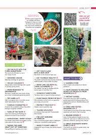 Kitchen Gardener Magazine Kitchen Garden Magazine Subscription 12 Digital Issues Zinio