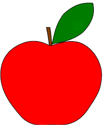 red apple clipart. download red apple clipart a