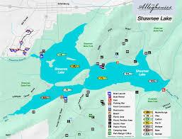 Quemahoning Reservoir Depth Chart 79 Proper Stony Creek Lake Depth Chart