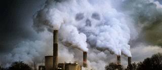 Реферат Обоснование и разработка структурной схемы системы  Загрязнение воздуха в промышленном городе