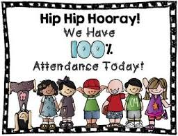 Image result for Perfect attendance picture