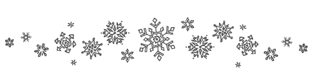 Snowflakes Clipart Line Transparent Pictures On F Scope