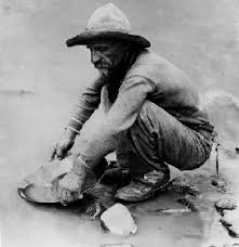 Image result for old goldminer