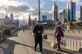 ~38,000 registered with dfat to return to australia. Australia Covid 19 Hotspot Goes 28 Days Infection Free After Long Lockdown National Globalnews Ca