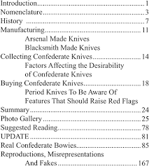 2 Civil Id Fakes Knife Guides Confederate Bowie War Vol qrq54