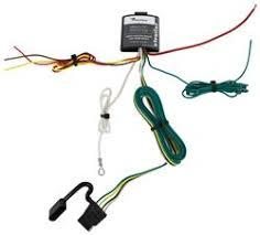 why do some vehicles need a converter to add trailer wiring like a upgraded modulite circuit protected vehicle wiring harness 4 pole trailer connector