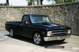 All Chevy chevy c10 short bed : 1968 Chevy C10 Truck Short Bed (pro Touring Show Truck Restomod No ...